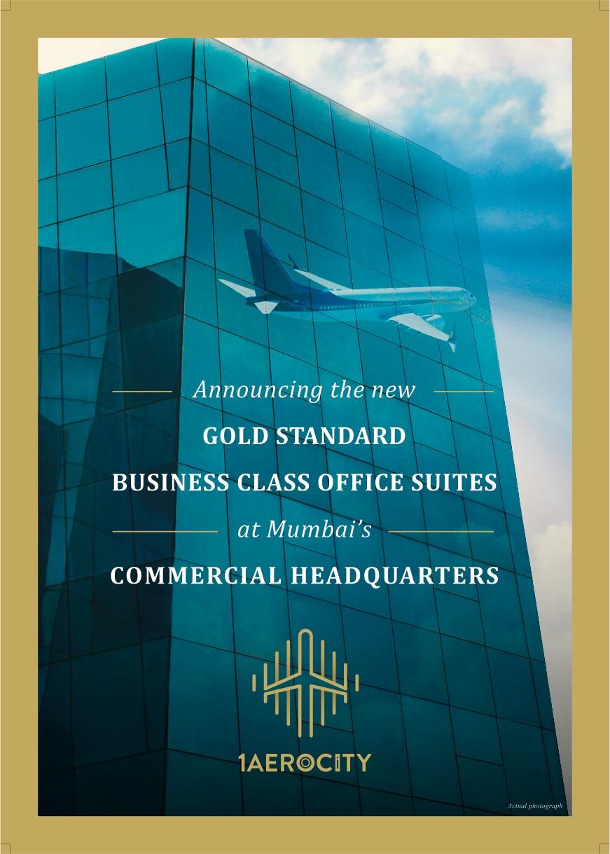 1 Aerocity Commercial Project Andheri Mumbai